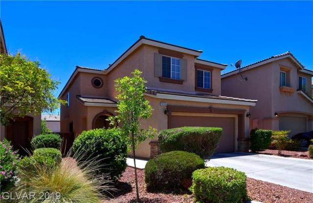 9153 Sheffield Garden, Las Vegas, NV 89148 (MLS #2117550) :: Signature Real Estate Group