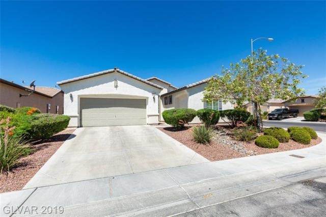 6025 Stanton Summit, North Las Vegas, NV 89081 (MLS #2117579) :: The Snyder Group at Keller Williams Marketplace One