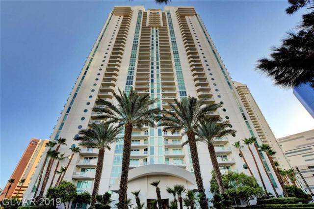 2857 Paradise #3301, Las Vegas, NV 89109 (MLS #2117631) :: Signature Real Estate Group