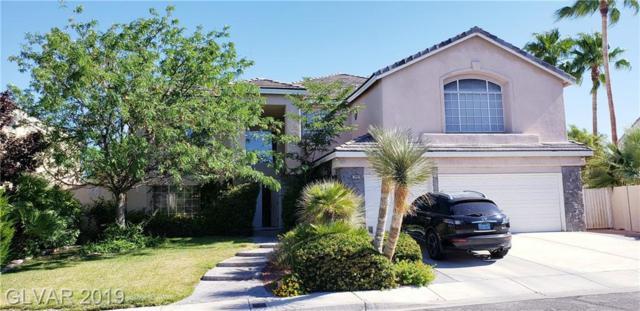 2992 Copper Cove, Henderson, NV 89074 (MLS #2117671) :: Signature Real Estate Group