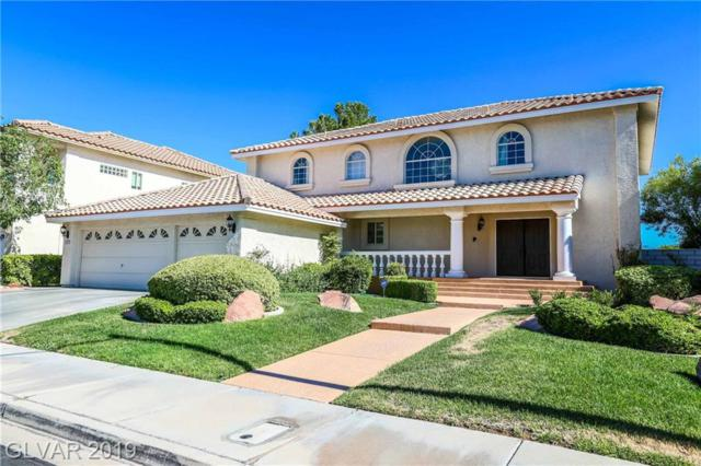 2418 Tour Edition, Henderson, NV 89074 (MLS #2117702) :: The Snyder Group at Keller Williams Marketplace One