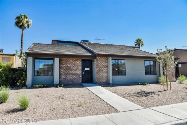 1423 Santa Anita A, Las Vegas, NV 89119 (MLS #2117725) :: Signature Real Estate Group