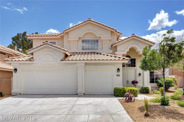 9583 Sedona Hills, Las Vegas, NV 89117 (MLS #2117740) :: Signature Real Estate Group