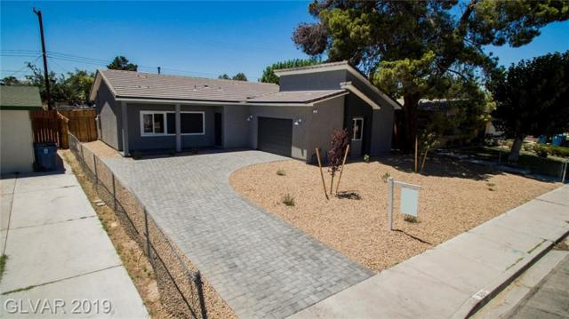 320 View, Las Vegas, NV 89107 (MLS #2117766) :: The Snyder Group at Keller Williams Marketplace One