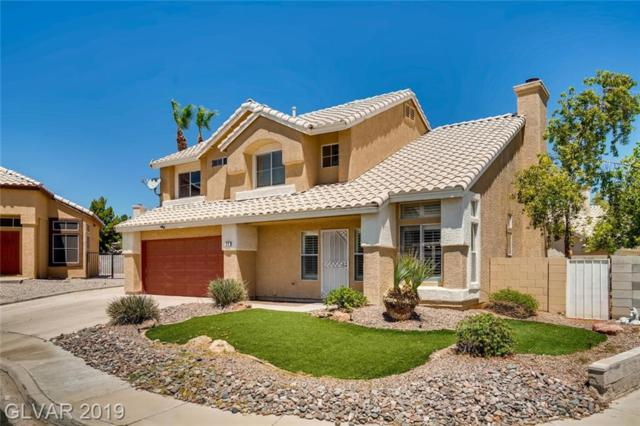 169 Mirador, Henderson, NV 89074 (MLS #2117768) :: The Snyder Group at Keller Williams Marketplace One