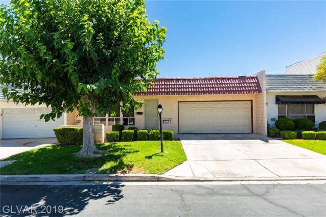 3856 Sinclair #1, Las Vegas, NV 89121 (MLS #2117771) :: Signature Real Estate Group