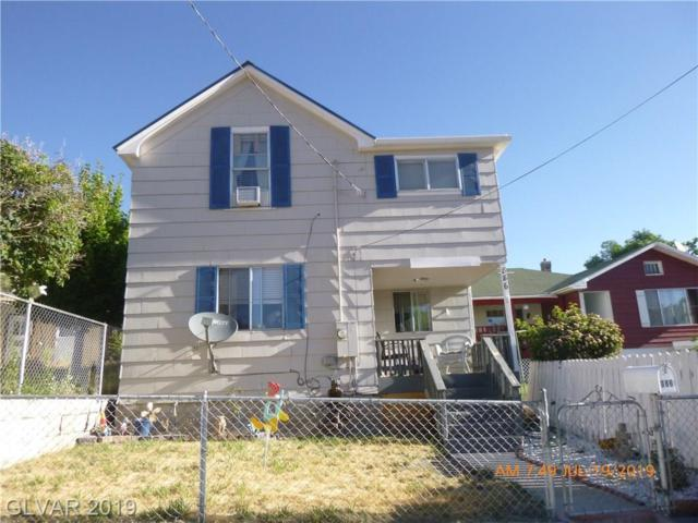 886 High Street, Ely, NV 89301 (MLS #2117795) :: Vestuto Realty Group