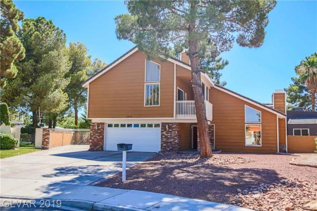 1208 Mercedes, Las Vegas, NV 89102 (MLS #2117806) :: The Snyder Group at Keller Williams Marketplace One
