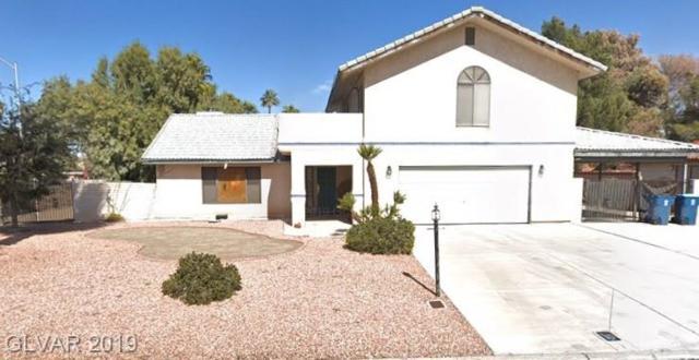 3410 Tanto, Las Vegas, NV 89121 (MLS #2117815) :: Signature Real Estate Group