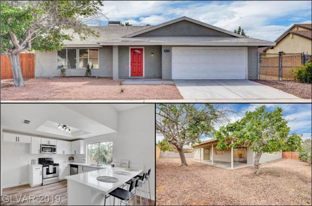 3175 Anacapa, Las Vegas, NV 89146 (MLS #2117826) :: The Snyder Group at Keller Williams Marketplace One