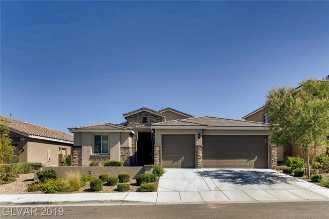 1695 Sonoran Bluff, Henderson, NV 89014 (MLS #2117871) :: The Snyder Group at Keller Williams Marketplace One