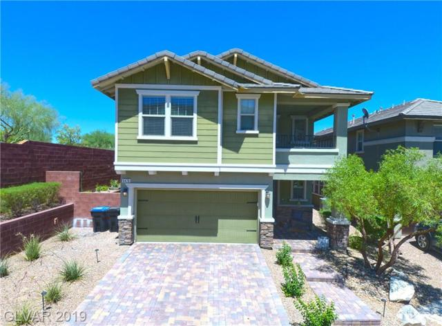 5476 Sentinel Point, Las Vegas, NV 89135 (MLS #2117877) :: Signature Real Estate Group