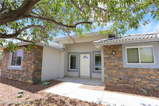 150 S Bristle Cone, Pahrump, NV 89048 (MLS #2117895) :: The Snyder Group at Keller Williams Marketplace One