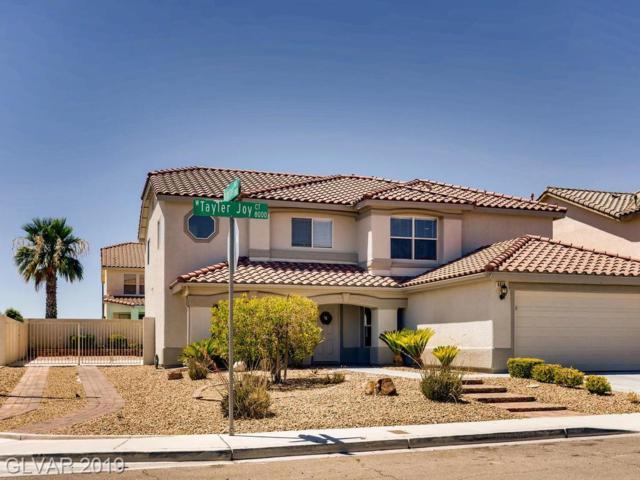8011 Tayler Joy, Las Vegas, NV 89113 (MLS #2117937) :: Signature Real Estate Group
