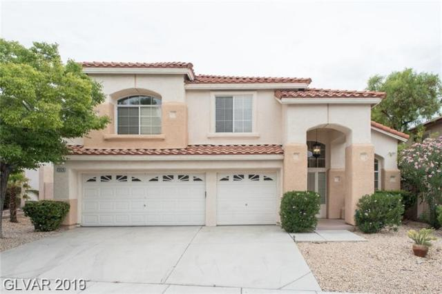 2325 Sunrise Meadows, Las Vegas, NV 89134 (MLS #2117949) :: Capstone Real Estate Network