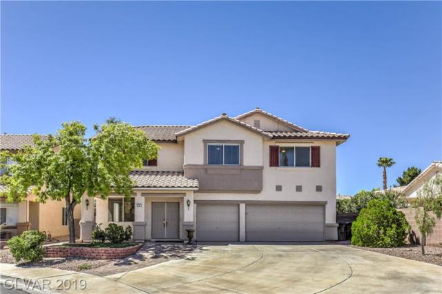 1223 Golden Spike, Henderson, NV 89014 (MLS #2117950) :: The Snyder Group at Keller Williams Marketplace One