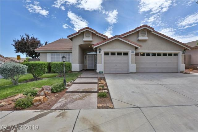 1010 Winding Hill, Henderson, NV 89002 (MLS #2117952) :: The Snyder Group at Keller Williams Marketplace One