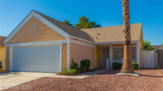 6329 Greyhawk, Las Vegas, NV 89108 (MLS #2117953) :: Capstone Real Estate Network