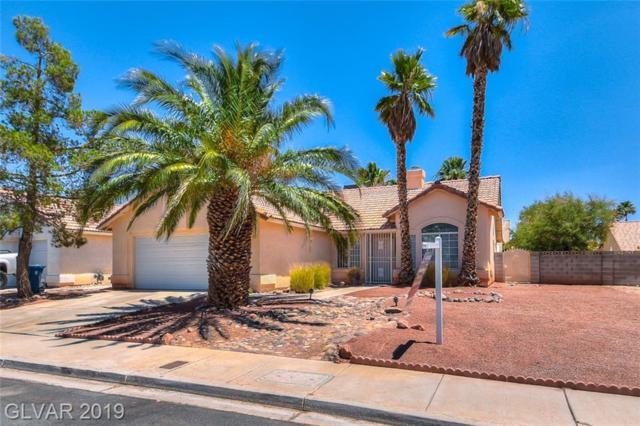 5424 Rock Creek, Las Vegas, NV 89130 (MLS #2117954) :: Signature Real Estate Group