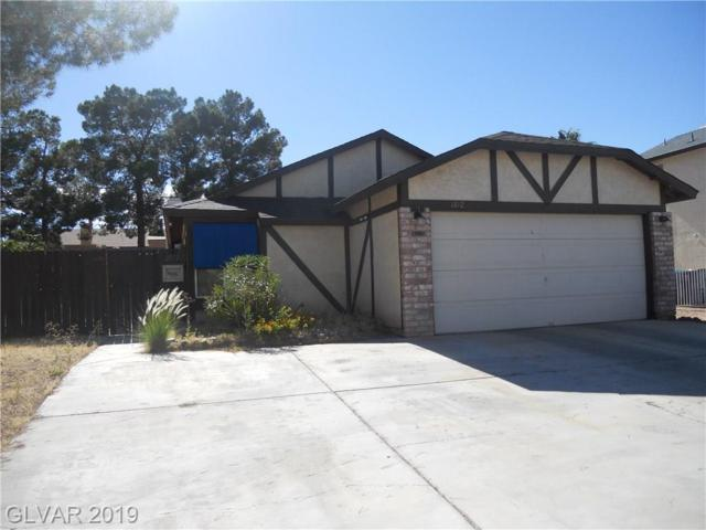 1812 Palo Alto, Las Vegas, NV 89108 (MLS #2117986) :: Signature Real Estate Group