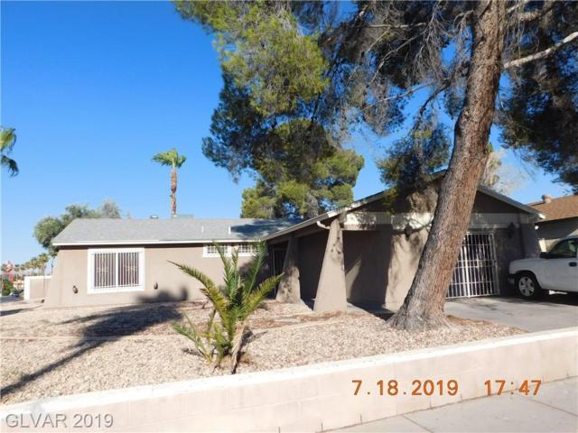 3710 Florrie, Las Vegas, NV 89121 (MLS #2117994) :: Signature Real Estate Group