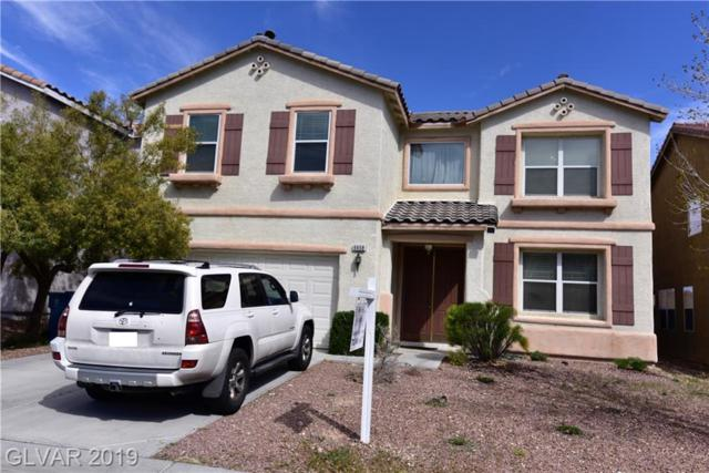 9658 Hawk Cliff, Las Vegas, NV 89148 (MLS #2118025) :: Signature Real Estate Group