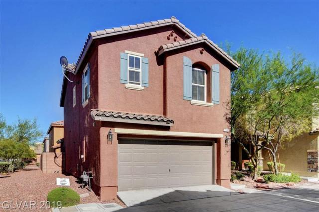 1192 Via Dolce, Henderson, NV 89052 (MLS #2118087) :: Signature Real Estate Group