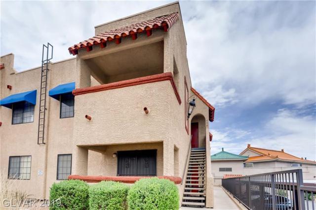 4150 Sanderling #454, Las Vegas, NV 89103 (MLS #2118108) :: Signature Real Estate Group