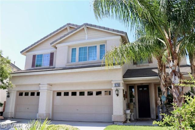 10760 New Boro, Las Vegas, NV 89144 (MLS #2118117) :: The Snyder Group at Keller Williams Marketplace One