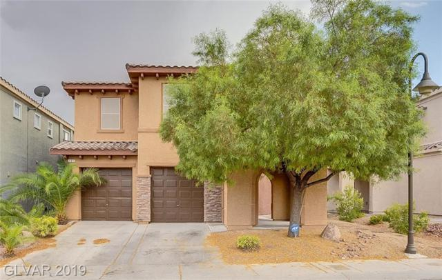 197 Honors Course, Las Vegas, NV 89148 (MLS #2118123) :: Signature Real Estate Group