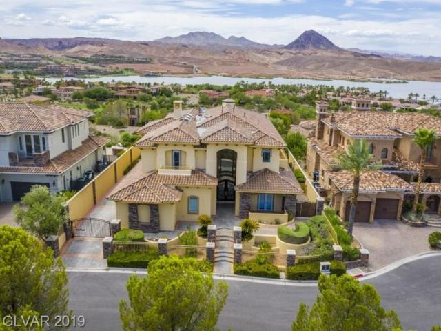 14 Via Potenza, Henderson, NV 89011 (MLS #2118127) :: Vestuto Realty Group
