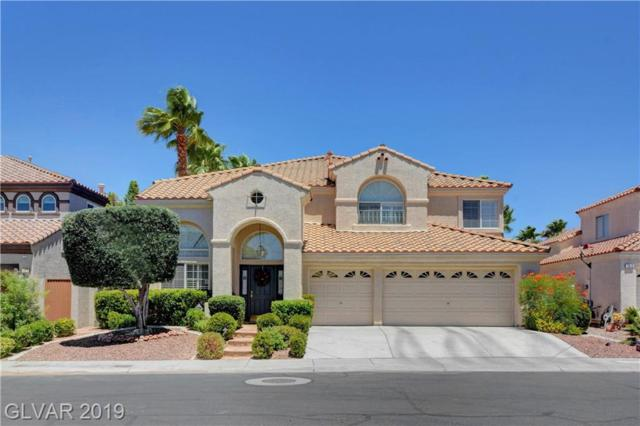 1816 Madera Canyon, Las Vegas, NV 89128 (MLS #2118130) :: The Snyder Group at Keller Williams Marketplace One