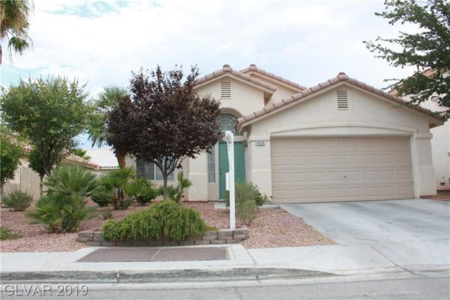 1069 Fan Coral, Las Vegas, NV 89123 (MLS #2118157) :: Vestuto Realty Group