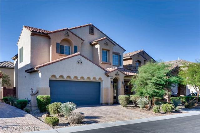 8180 Base Camp, Las Vegas, NV 89178 (MLS #2118182) :: Signature Real Estate Group