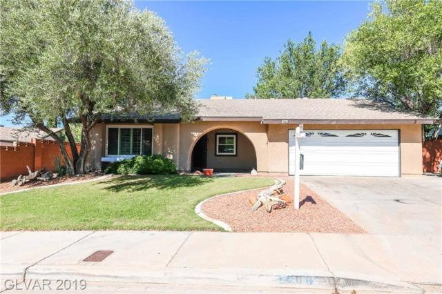 1400 Nadine, Boulder City, NV 89005 (MLS #2118208) :: Signature Real Estate Group