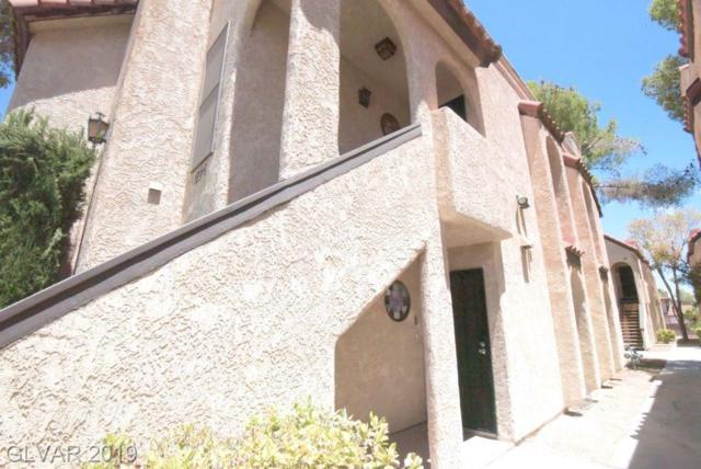 1751 Reno #114, Las Vegas, NV 89119 (MLS #2118223) :: Signature Real Estate Group