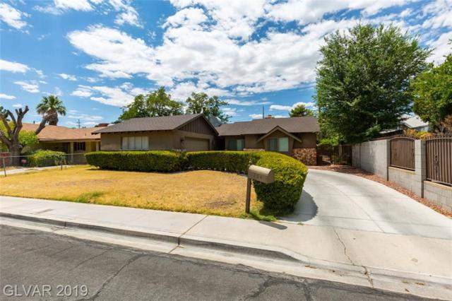 204 Rancho Vista, Las Vegas, NV 89106 (MLS #2118234) :: The Snyder Group at Keller Williams Marketplace One