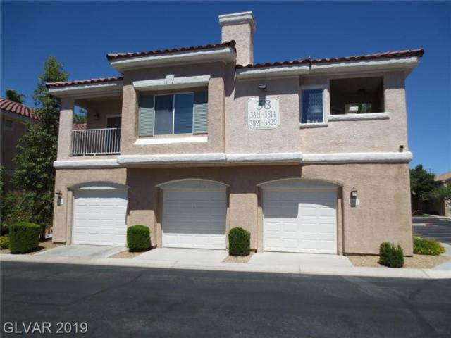 251 Green Valley #3813, Henderson, NV 89025 (MLS #2118242) :: The Snyder Group at Keller Williams Marketplace One