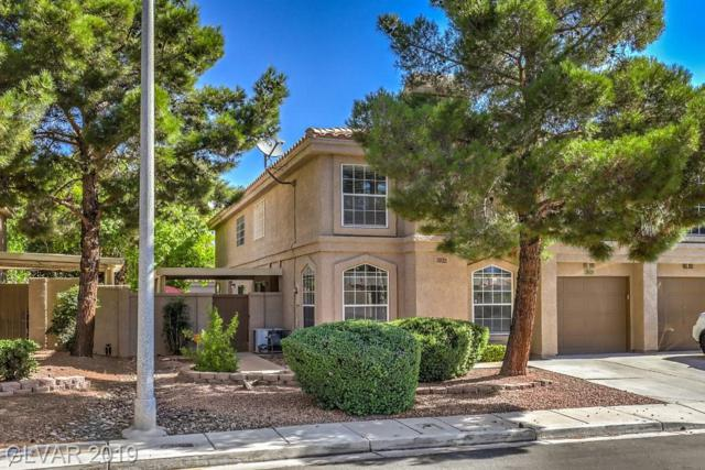 2822 Shannon Cove, Henderson, NV 89074 (MLS #2118265) :: The Snyder Group at Keller Williams Marketplace One