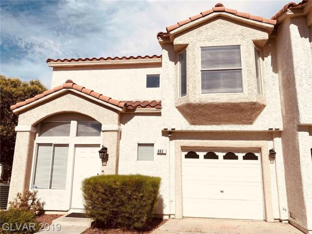 6833 Coral Rock, Las Vegas, NV 89123 (MLS #2118269) :: The Snyder Group at Keller Williams Marketplace One