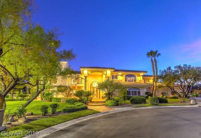 10033 Hidden Knoll, Las Vegas, NV 89117 (MLS #2118270) :: Signature Real Estate Group