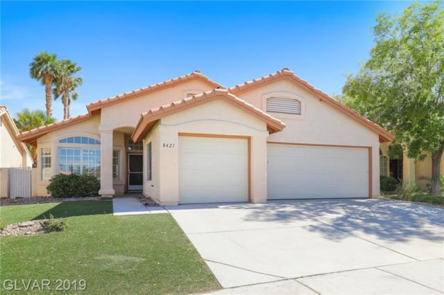 8421 Honeywood, Las Vegas, NV 89128 (MLS #2118290) :: The Snyder Group at Keller Williams Marketplace One
