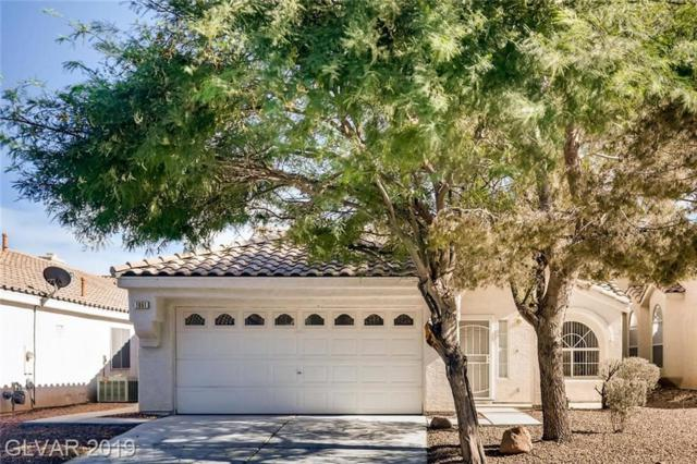 1861 Oak Bluffs, North Las Vegas, NV 89032 (MLS #2118294) :: The Snyder Group at Keller Williams Marketplace One