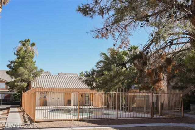 1830 Pecos #257, Las Vegas, NV 89115 (MLS #2118301) :: Signature Real Estate Group