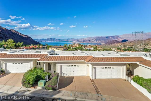493 Marina #493, Boulder City, NV 89005 (MLS #2118308) :: Signature Real Estate Group