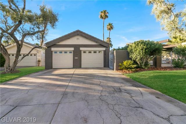 1018 Bel Air, Las Vegas, NV 89109 (MLS #2118313) :: Signature Real Estate Group
