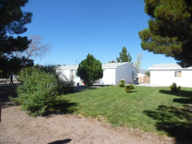 3351 W Hardy, Pahrump, NV 89048 (MLS #2118330) :: The Snyder Group at Keller Williams Marketplace One