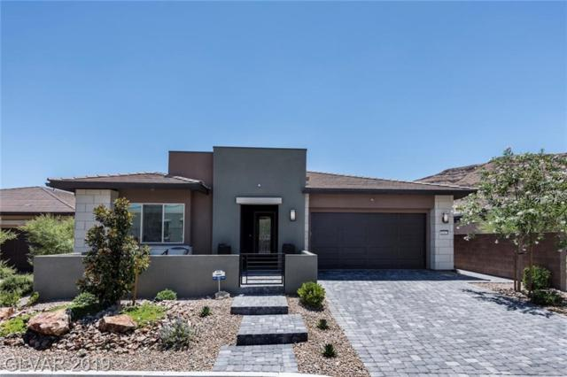 10317 Bressana, Las Vegas, NV 89135 (MLS #2118343) :: Signature Real Estate Group