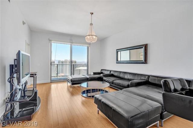 200 W Sahara #3606, Las Vegas, NV 89102 (MLS #2118344) :: Signature Real Estate Group