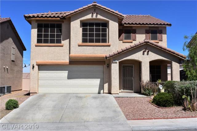 4132 Coburn, North Las Vegas, NV 89032 (MLS #2118346) :: Vestuto Realty Group